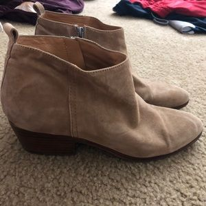 J. Crew booties 2 pairs for price of one